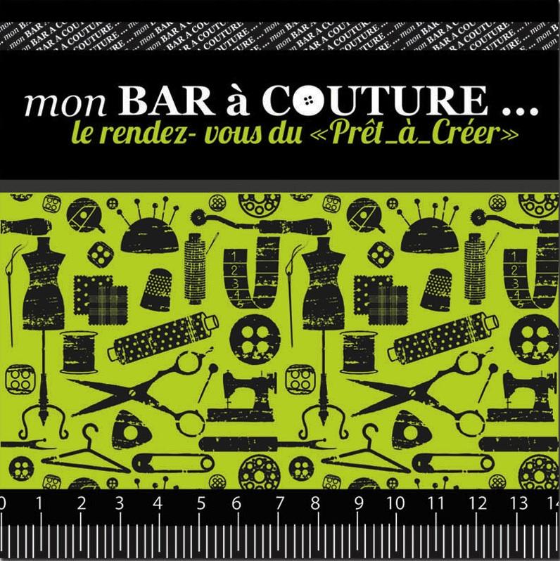 flyer bar à couture