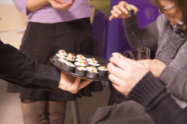 Animation blind-test culinaire à la Co-Factory